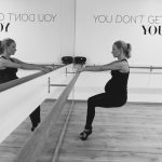 Practicing barre while pregnant